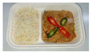 Chicken Bicol Express w/ Rice
