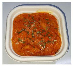 Butter Chicken w/ Rice (Single Serve)