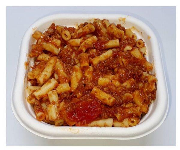 Pasta Bolognese Single Serve
